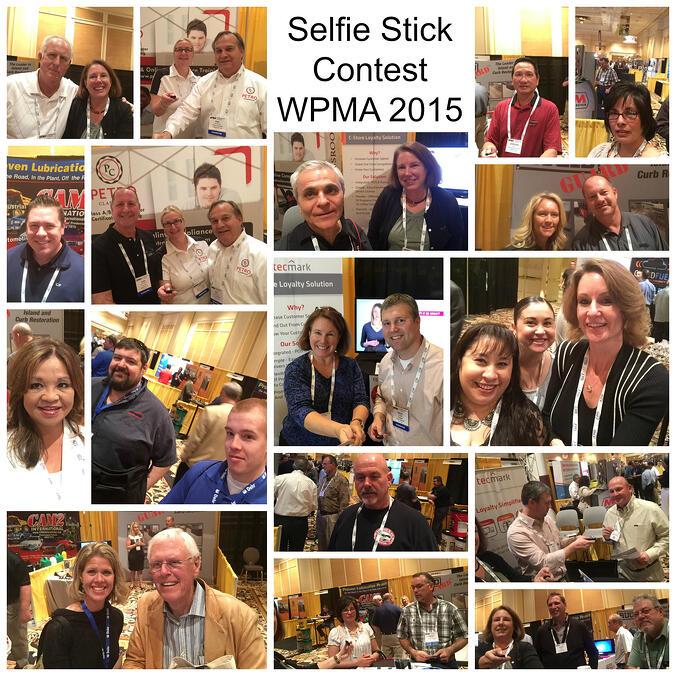 WPMA Selfie Stick Contest